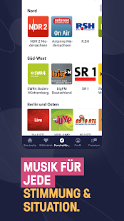 TuneIn Radio: Musik, Sport, Podcasts, AM FM Radio Screenshot