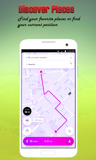 Free GPS Maps - Navigation and Place Finder 4.3.1 Screenshots 6