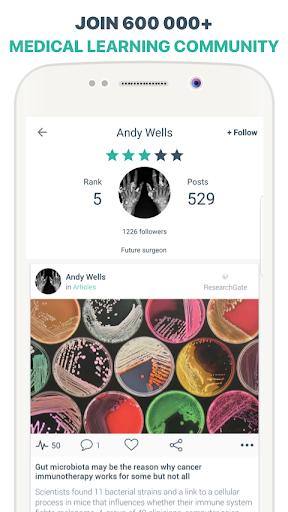 MEDizzy - Medical Community 3.1.3-release Screenshots 1