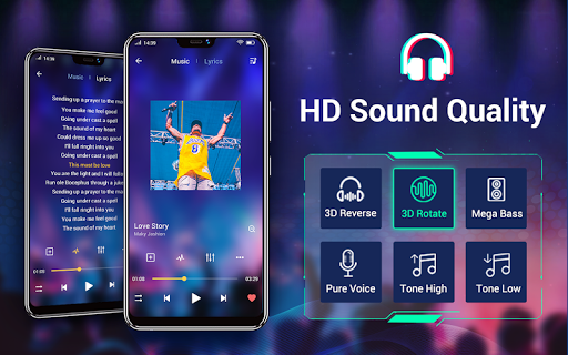 Music Player for Android screenshot 15