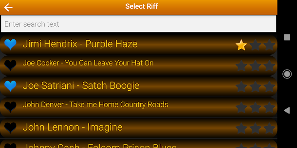 Guitar Riff Pro APK 3