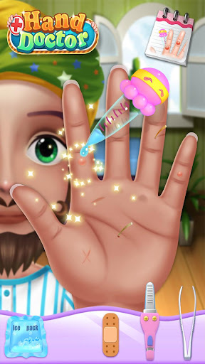Hand Doctor - Hospital Game 3.0.5038 screenshots 5