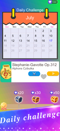 Magic Piano Music Tiles 3: Online Battle 3.2 screenshots 11