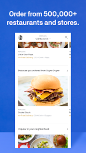 Postmates – Local Restaurant Delivery & Takeout 4