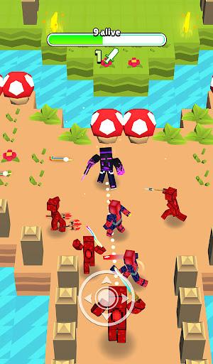Hunter.io - Craftsman Battle Royale apktram screenshots 6