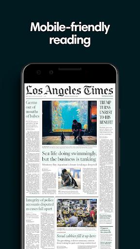 PressReader: Newspapers & Magazines 6.1.201112 Screenshots 4