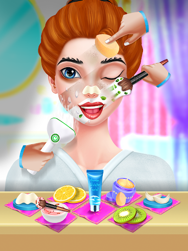 Supermodel: Fashion Stylist Dress up Game android2mod screenshots 2