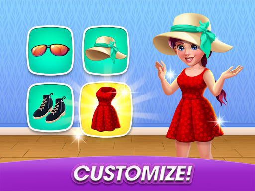 Cooking World: Diary Cooking Games for Girls City 2.1.3 Screenshots 4
