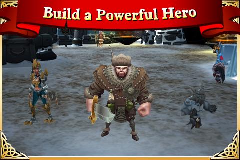 Arcane Legends MMO-Action RPG  screenshots 7
