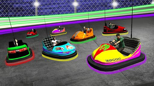 Light Bumping Cars Extreme Stunts: Bumper Car Game  screenshots 12
