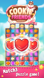 New Sweet Cookie Friends2020: For Pc – Windows 10/8/7 64/32bit, Mac Download 1