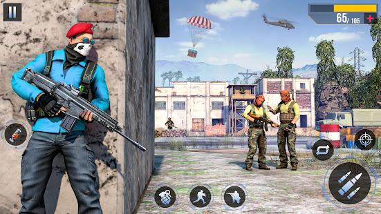 Image For Real Commando Secret Mission - Free Shooting Games Versi 18.2 19