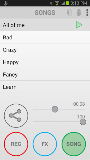 EZ Voice 1.0.1 Screenshots 5