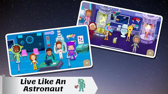 Tizi Town - My Space Adventure Games for Kids 1.1 Screenshots 16