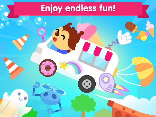 Car game for toddlers: kids cars racing games 2.6.0 Screenshots 8