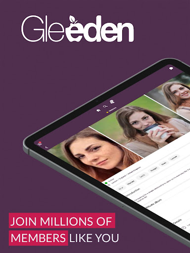 Gleeden - Extramarital Dating screenshots apkspray 7