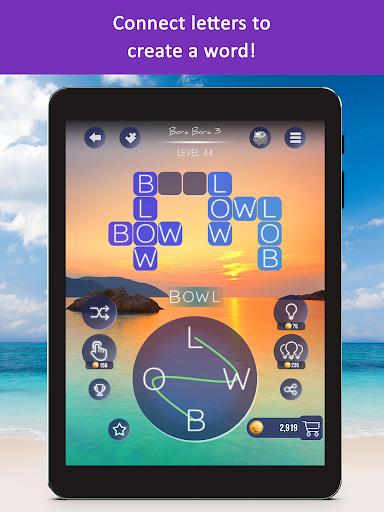 Word Beach: Fun Relaxing Word Search Puzzle Games  screenshots 16