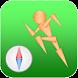 JogRecorder ジョギング・ランニング記録アプリ