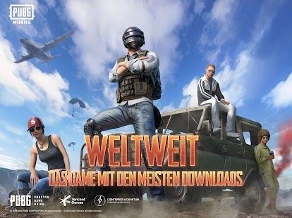 PUBG MOBILE - Cyber-Woche Screenshot