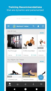 Workout Trainer: home fitness coach (FULL) 8.3 Apk 3