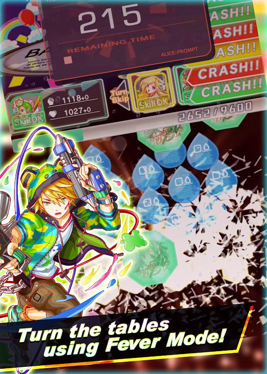 Crash Fever poster 2