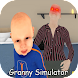 Crazy Granny  Simulator fun game