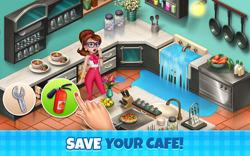 Manor Cafe 1.108.8 screenshots 1