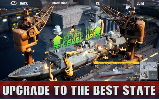 Battle Warship: Naval Empire 1.4.9.4 Screenshots 19