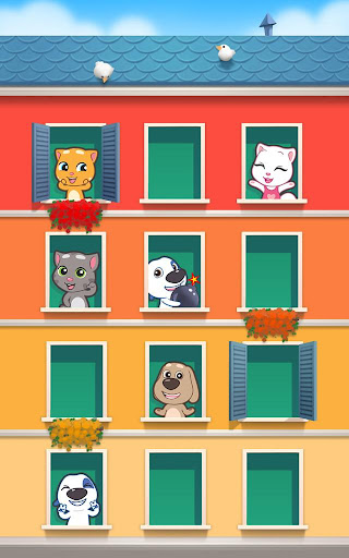 Talking Tom Cat 2 apktram screenshots 17