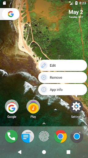 N+ Launcher - Nougat 7.0 / Oreo 8.0 / Pie 9.0 1.8.6 Screenshots 3