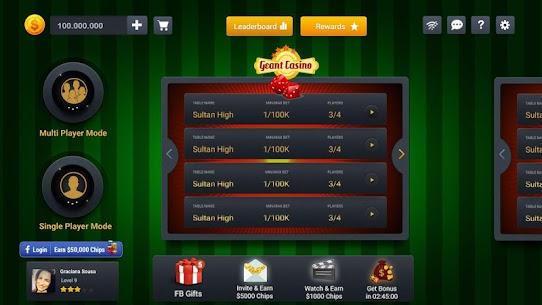 Craps Live Casino 7