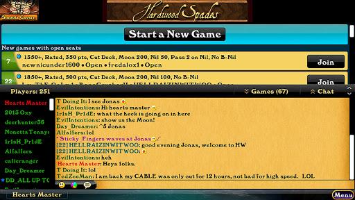 Hardwood Spades Free 2.0.441.0 screenshots 14