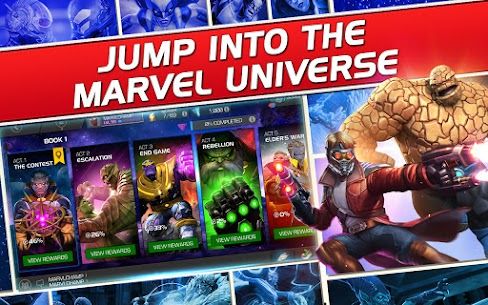 Marvel Contest of Champions 5