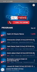 Haiti 24/7 Radio News 4.4.8 Mod APK Updated 1