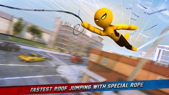 Stickman Ice Hero Crime City Mod Apk 1.6 (Ads Free) 1