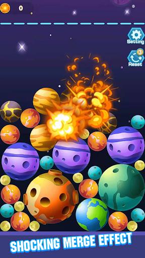 Galaxy Planet Merge-Planet Adventure  screenshots 1