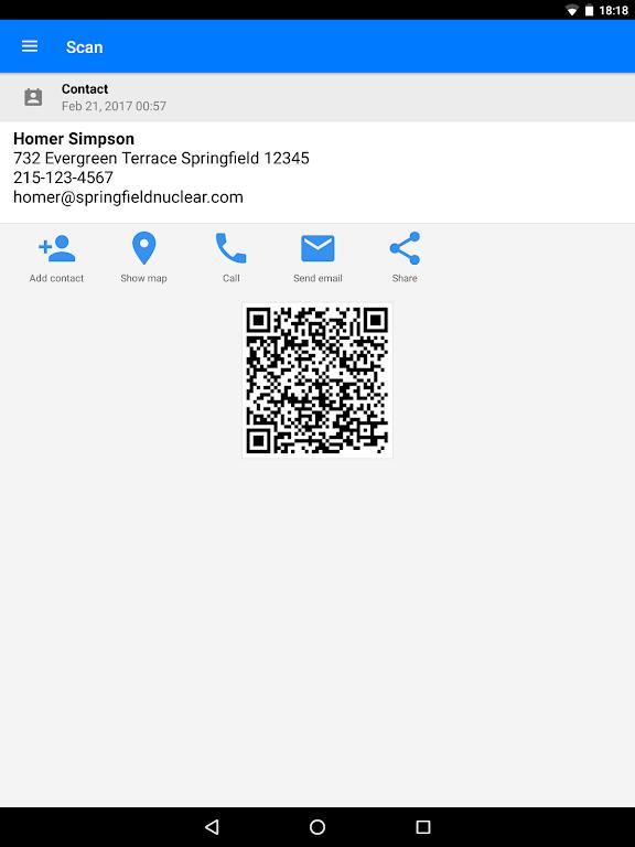 QR & Barcode Scanner PRO  poster 17