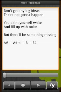 SongMemo Screenshot