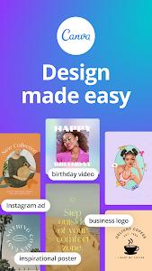 Canva: Graphic Design, Video Collage, Logo Maker 2.131.1