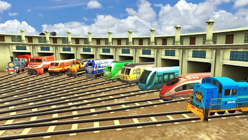 Train Simulator - Free Games 153.6 screenshots 4