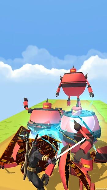 Action Ninja 3D screenshot 3