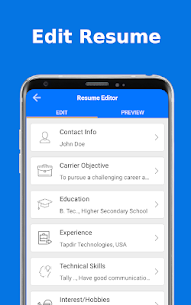 Top Resume Pdf Builder For Pc – Free Download On Windows 10, 8, 7 1