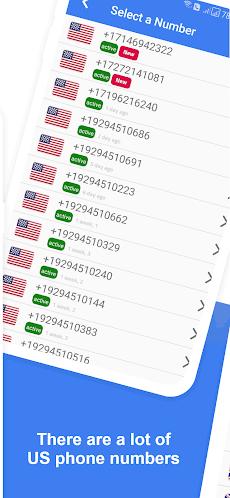 Temp Number - Free Virtual Phone Numbersのおすすめ画像4