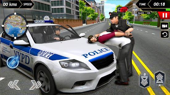 Police Car Racing 2020 Free screenshots 19