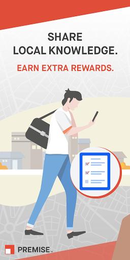 Premise - Earn Rewards for Surveys, Photos & Tasks 6.8.0.916191620 Screenshots 1