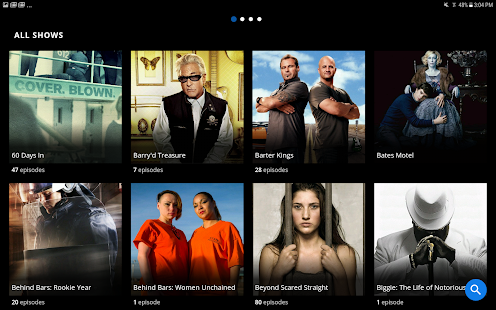 A&E - Watch Full Episodes of TV Shows
