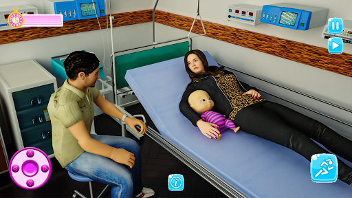 Pregnant Mother : Virtual Pregnant Mom Simulator 1.0.3 screenshots 3