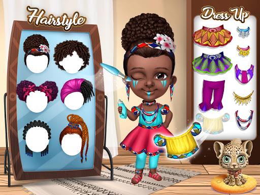 Pretty Little Princess - Dress Up, Hair & Makeup  screenshots 10