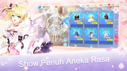 AU2 Mobile(ID)-Lovely Babies v14.2 Super Mod Menu [Auto Dance Most Content | Perfect on Taiko | Move Speed Multiplier] 1