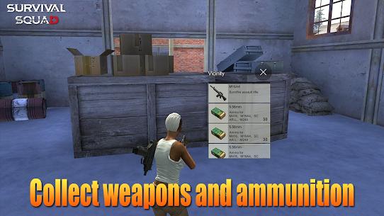 Survival Squad:  Commando Mission Mod Apk 1.0.10 (Unlimited Money) 4